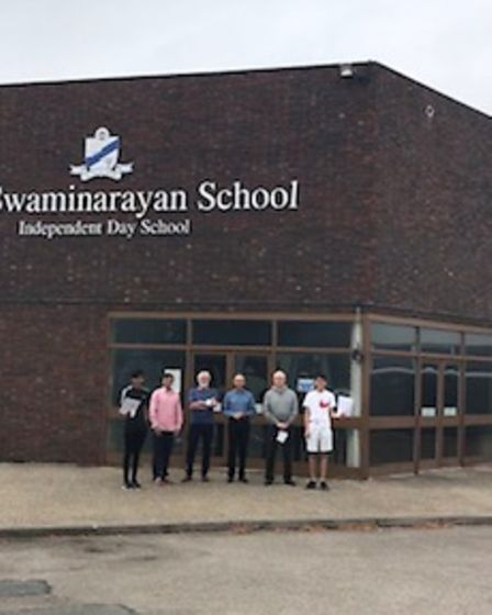 Swaminarayan School received the second highest results in its history the year it closes for good