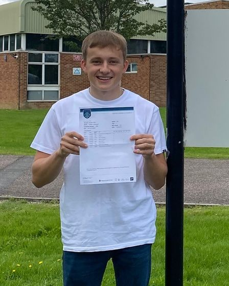 Forest Academy studentNichita Condorachi will be going to study at the Beal Sixth Form