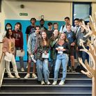 Fortismere School's GCSE pupils were delighted with some top exam results