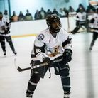 Courtney Grant in action for Chelmsford Chieftains