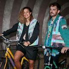 Pedal & Co's ecofriendly reflective cycling vests
