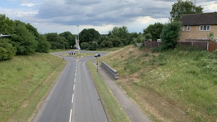Cycling UK Stevenage has launched a petition to complete the cycle route along Gresley Way