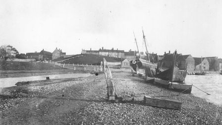 The bookThis was formerly a port called Blakeney and Cley explores the history of the area.
