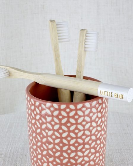 Toothbrushes fromLittle Blue
