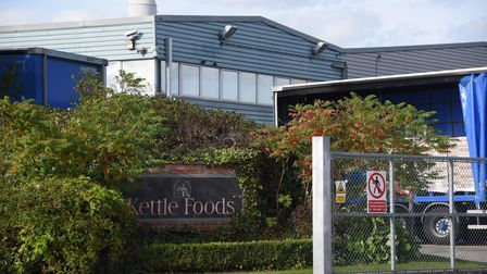 Kettle Foods at Bowthorpe. Picture: DENISE BRADLEY