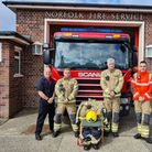 Watton Fire Station is in need of more on-call firefighters