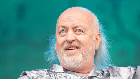 Bill Bailey at Latitude. Picture: Sarah Lucy Brown