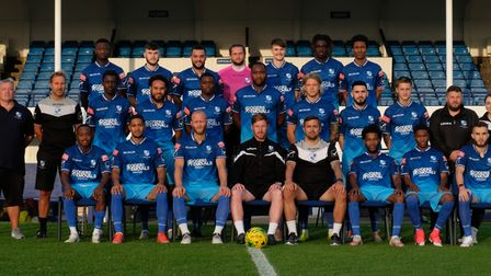 Wingate & Finchley team photo