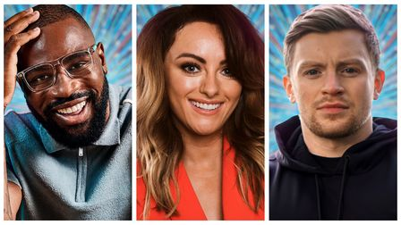 Ugo Monye, Katie McGlynn and Adam Peaty are among the Strictly Come Dancing 2021 celebrity contestants.