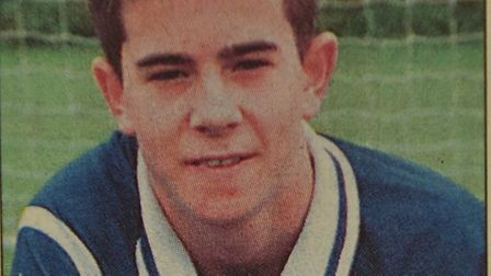 Lee Thompson, who tragically died at the age of 17 in 1999