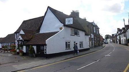 The Chequers pub in St Neots could become a family home.