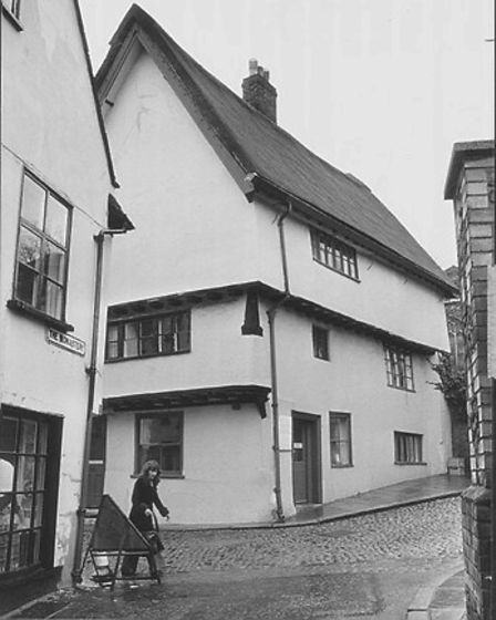 The Britons Arms pictured in 1979.