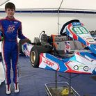 Lucas Ellingham, aged 15 and from Gorefield, is one of the most exciting young talents in the motorsport world.