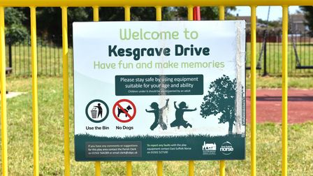 The Kesgrave Drive facility in Oulton Broad.