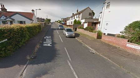 Police are seeking witnesses after the theft of a motorbike from the front garden of the home on Allen Road in Oulton Broad