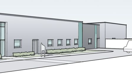 The construction hub atCambridge Regional College in Huntingdon will train 180 people a year.