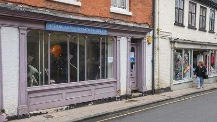 Altair Astro on Red Lion Street in Aylsham. Picture: Danielle Booden