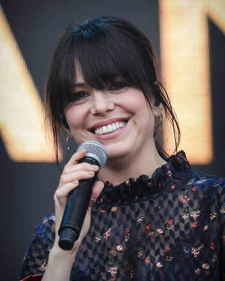 Imelda May at Heritage Live, Audley End House. Photo: © Celia Bartlett
