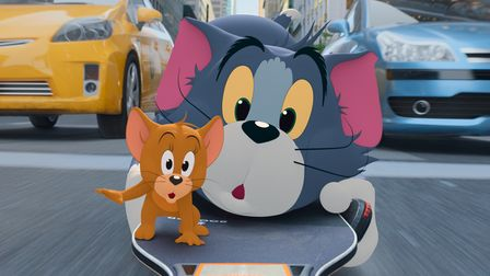 A free screening of Tom & Jerry is in Wembley Park on Saturday evening at 6pm