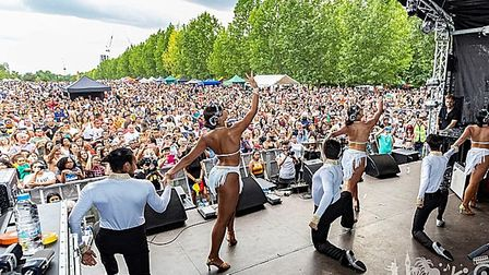 LatinoLife in the Park showcases UK Latin and Spanish culture in Finsbury Park
