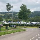 Travellers arrive in North Somerset for religious festival