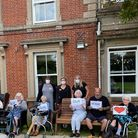 Burlingham House has been judged outstanding in a CQC inspection category
