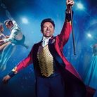 Hugh Jackman is PT Barnum in the contemporary movie musical The Greatest Showman Photo: 20th Century