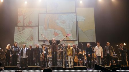Mick Fleetwood and Friends will be shown at the Curzon Cinema.