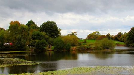 Rossmere in Cheshire