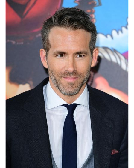Ryan Reynolds attending a photocall for Deadpool 2, held at the Empire Casino in Leicester Square, L