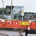 A section of Waveney Drive in Lowestoft will be closedfrom Monday, September 6until the end of July 2022.