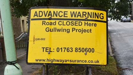 A section of Waveney Drive in Lowestoft will be closed from Monday, September 6 until the end of July 2022.