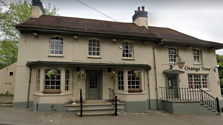 The Orange Tree in Havering-atte-Bower. Picture: Google Maps