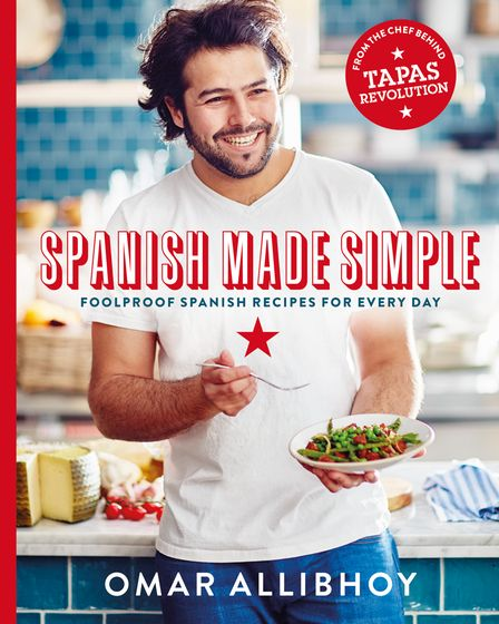 Omar's latest book, the follow up to his 2013 Tapas Revolution book