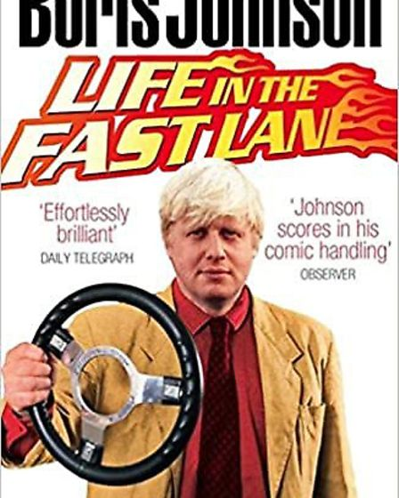 Boris Johnson's Life in the Fast Lane (1999). Picture: Getty Images