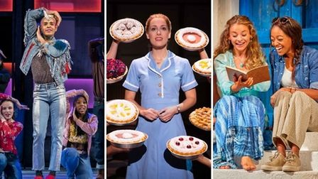 Everybody's Talking About Jamie, Waitress and Mamma Mia! are coming to Norwich Theatre Royal in 2022.