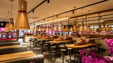 itsu has opened a new restaurantin St Albans. Here's what it looks like inside.
