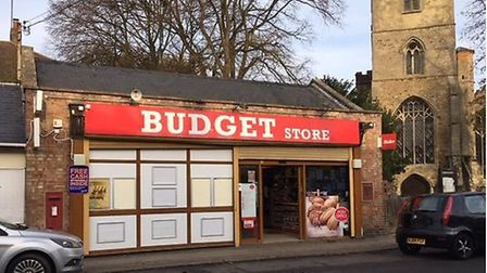Harry Smith of no fixed address was jailed for for offences that included a robbery at the Budget store in Outwell.