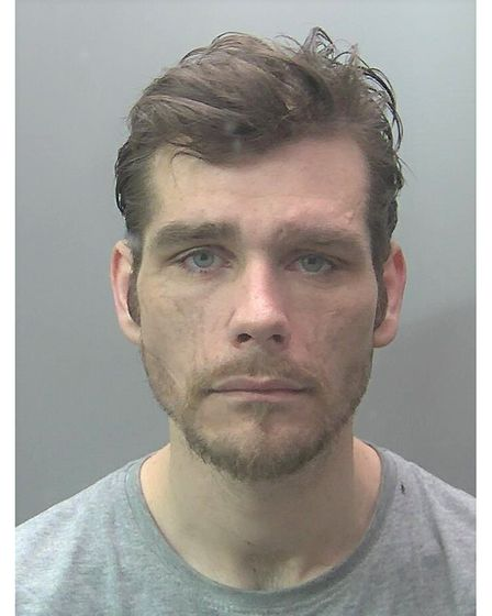 Harry Smith was jailed for four years for offences that included a robbery at the Budget store in Outwell.