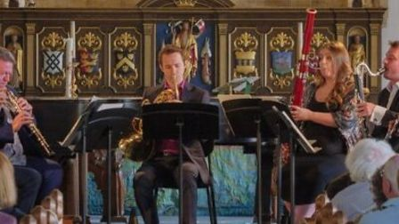 Orsino Ensemble will perform at the Hatfield House Chamber Music Festival 2021.