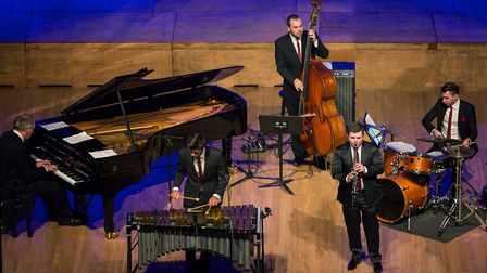 Julian Bliss Quintet will perform at the Hatfield House Chamber Music Festival 2021.