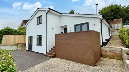 Three bed property in Beer