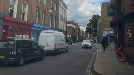 Part of Church Street is set to become restricted to traffic.