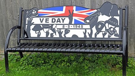 Funds were also raised for aVE day benchwhich nowsits on the green within the village.