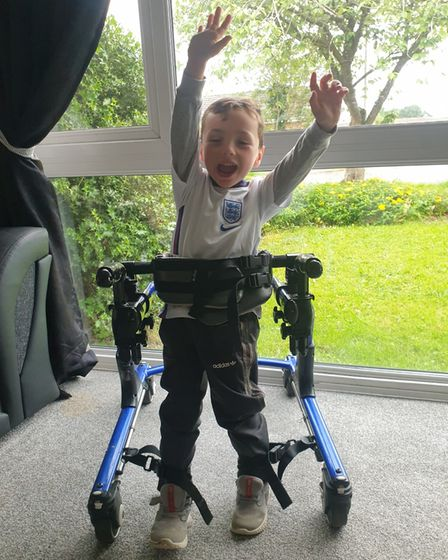 Logan Gostling £60,000 to fund his SDR operation