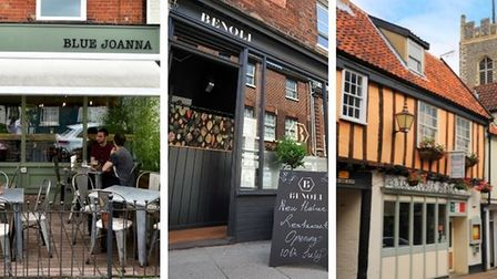 7 of the best restaurants in Norwich, according to our readers.