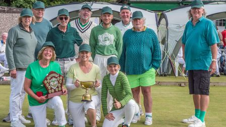 Pendle were the Overall champions for a second festival running