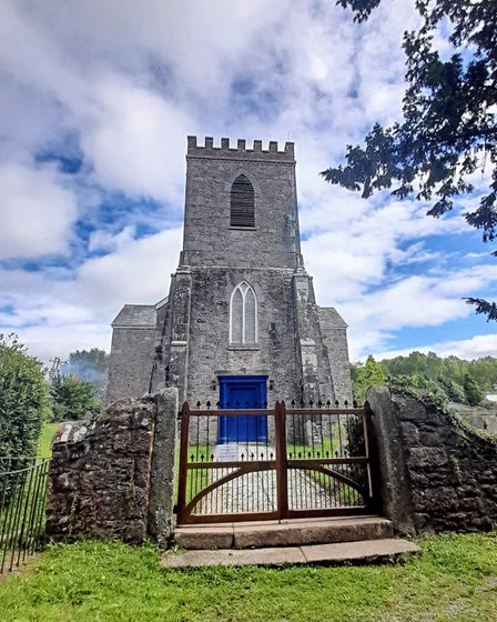 St Peter andSt Paul in Teigngrace - rated one of Devon's best 50 churches.