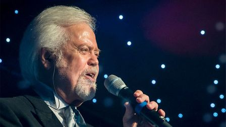 Merrill Osmond appears at the Babbacombe Theatre on September 10.