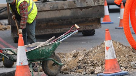 Road works are set to be underway in Hackney